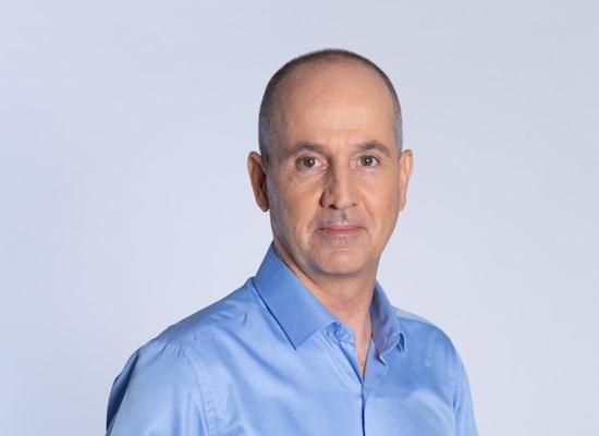 רון פאינרו, מנכ''ל מקס / צילום: הדר דולן