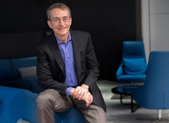 מנכ''ל אינטל העולמית, פט גלסינגר / צילום: אינטל