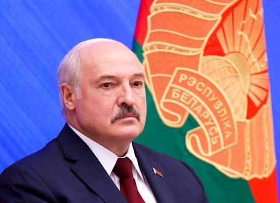 מנהיג בלארוס אלכסנדר לוקשנקו / צילום: Associated Press, Pavel Orlovsky