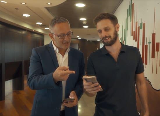 אלון קריאף וגיא ברנד, ביג שוט / צילום: יאיר סיגרון