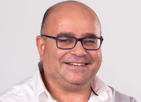משה צרפתי, מנכ''ל משותף חברת צבי צרפתי / צילום: אילן בשור