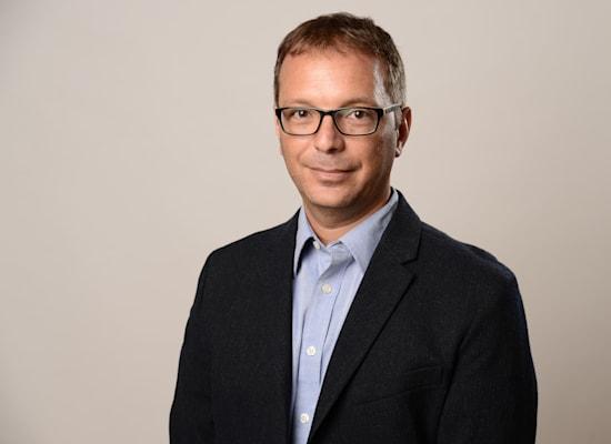 דני פלד, מייסד קרן הסטארט-אפים של קשת / צילום: רונן אקרמן