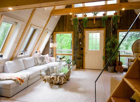 דירת Airbnb / צילום: Unsplash, andrea davis