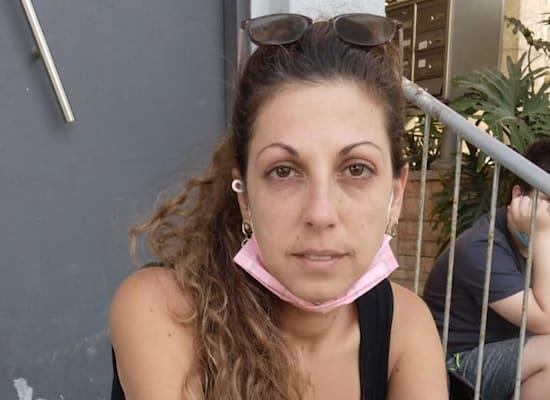 סיון אלגריסי, דיירת בקומה ג' / צילום: תמונה פרטית