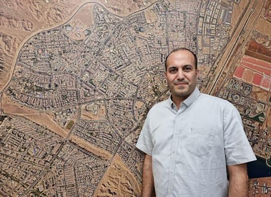 ישראל חיון / צילום: עיריית אילת