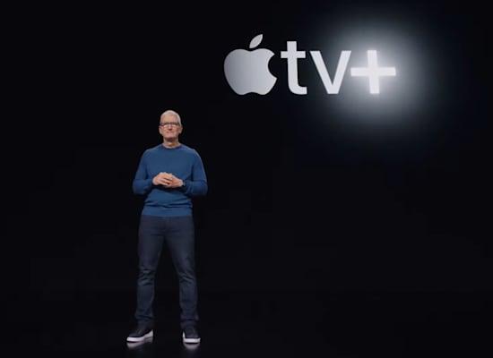 טים קוק, מנכ''ל אפל / צילום: צילום מסך