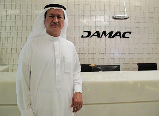 חוסיין סאג'ואני, מייסד ויו''ר חברת Damac Properties והבעלים של בית האופנה קוואלי / צילום: Reuters, Saeed Azhar