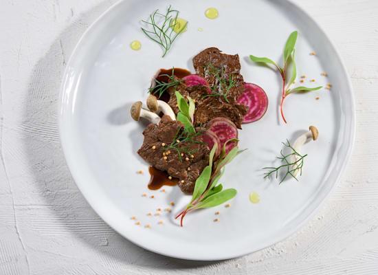 חברת הבשר המתורבת הישראלית אלף פארמס / צילום: אלף פארמס