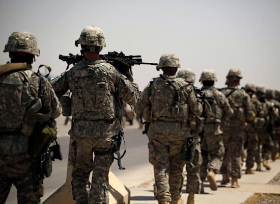 חיילים אמריקאים בעיראק, 2011 / צילום: Associated Press, Maya Alleruzzo