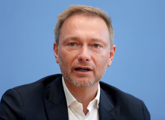 כריסטיאן לינדנר, עומד בראש המפלגה הליברית ה-FDP / צילום: Associated Press, Michael Sohn