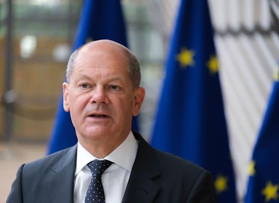 אולף שולץ, מועמד ה-SPD / צילום: Shutterstock, Alexandros Michailidis