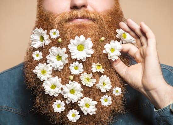 זקן. מגן על הפנים, אבל לא כל כך אטרקטיבי בעיני נשים / צילום: Shutterstock, Nick Fedirko