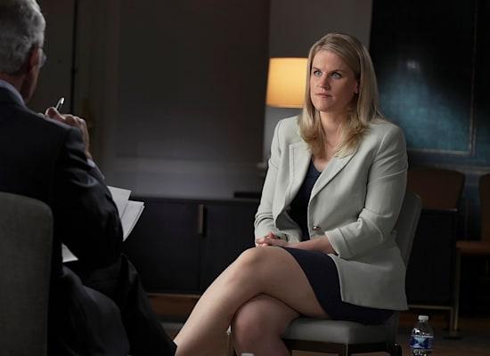 פרנסיס האוגן, המקור לתחקירים של הורביץ / צילום: Associated Press, Robert Fortunato
