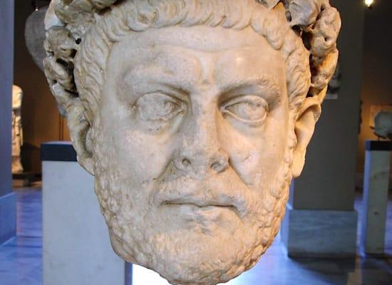 הקיסר דִּיוקְלֶטִיָאנוּס / צילום: מתוך ויקיפדיה G.dallorto