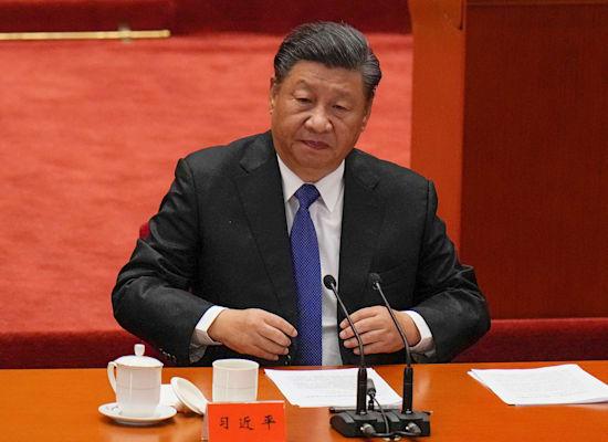 נשיא סין שי ג'ינגפינג / צילום: Associated Press, Andy Wong