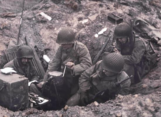 חיילים במלחמת העולם השנייה / צילום: Shutterstock