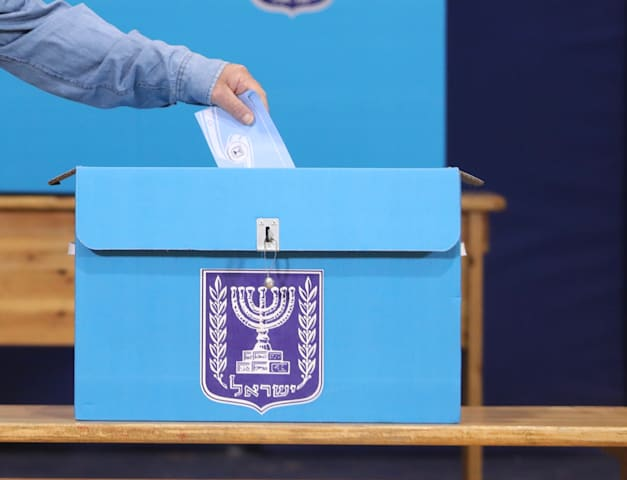 בחירות 4 בישראל. תופעה ייחודית / צילום: מארק ישראל סלם - הארץ