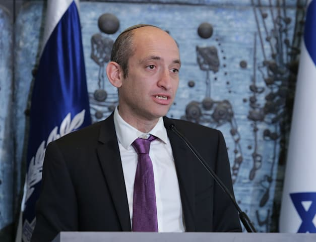 אביעד פרידמן / צילום: יניב אהרון, ויקיפדיה