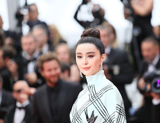 השחקנית פאן בינגבינג. נעלמה ל-3 חודשים בשנת 2018 / צילום: Shutterstock, Denis Makarenko