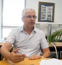 אנדרו אביר ראש חטיבת השווקים בבנק ישראל / צילום: ליאור מזרחי