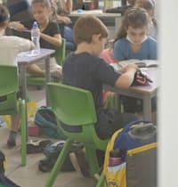 כיתת בית ספר / צילום: אופיר פרץ