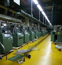 מפעל תפרון כרמיאל - טקסטיל - עובדים / צילום: עינת לברון