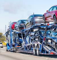 מכוניות טסלה ביציאה מהמפעל / צילום: Shutterstock, Sundry Photography