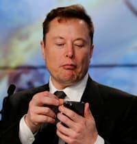 "אלון מאסק, מנכ""ל ומייסד טסלה / צילום: Reuters, Joe Skipper"