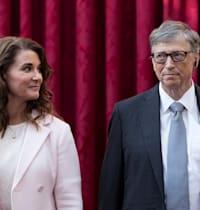 ביל ומלינדה גייטס / צילום: Reuters