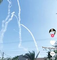 יירוטים / צילום: צילום מסך מתוך טיקטוק