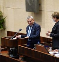 שר הבינוי והשיכון זאב אלקין / צילום: דוברות הכנסת, דני שם טוב