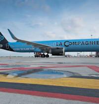מטוסים בהם רק מחלקת עסקים של חברת התעופה LA COMPAGNIE / צילום: LA COMPAGNIE