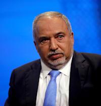 שר האוצר אביגדור ליברמן / צילום: Reuters, NIR ELIAS