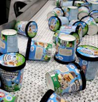 גלידות בן אנד ג'ריס. יותר מ־1,600 דיונים ברשתות החברתיות ובפורומים / צילום: Shutterstock