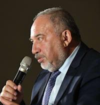 אביגדור ליברמן בכנס Gexcutives / צילום: איל יצהר