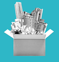 חקיקת בזק צפוי להעלות את מס הרכישה ההתחלתי על רוכשי דירה שנייה / צילום: Shutterstock