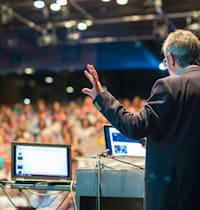 הרצאה אקדמית / צילום: Shutterstock