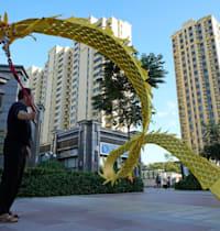 פרויקט דיור של אוורגרנד בבייג'ינג', סין / צילום: Associated Press, Ng Han Guan