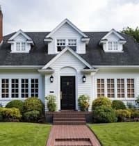 בית פרטי בארה''ב. ענקיות ההשקעות נכנסות לטווח ארוך / צילום: Shutterstock