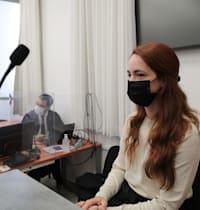 עדות עמית אשל במשפט נתניהו / צילום: יוסי זמיר