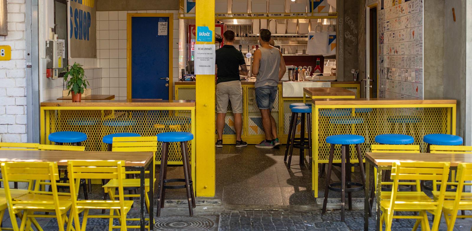 אבטלה בימי קורונה / צילום: כדיה לוי