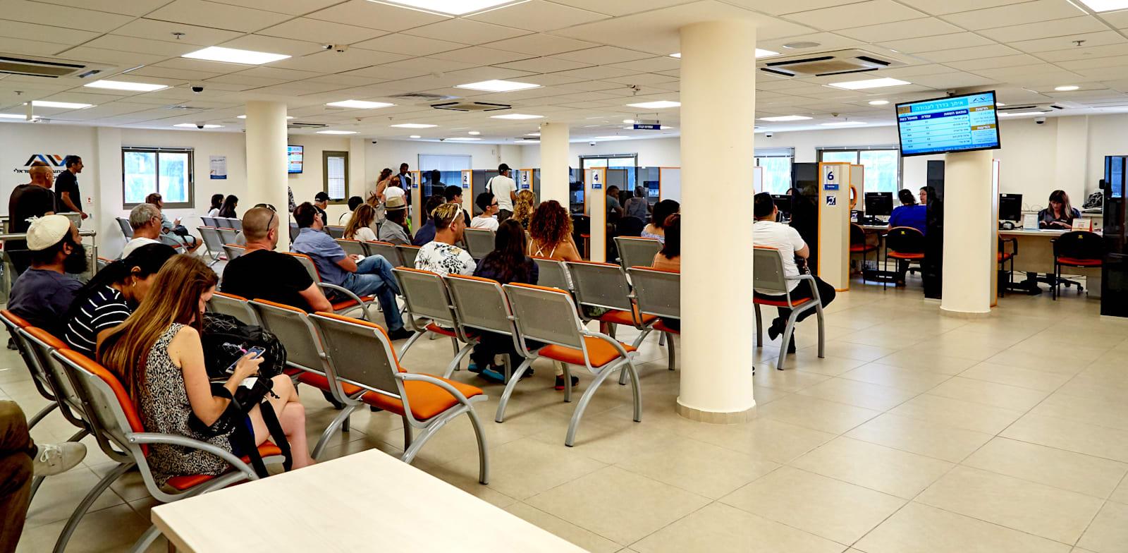"""לשכת תעסוקה ת""""א / צילום: שירות תעסוקה"""