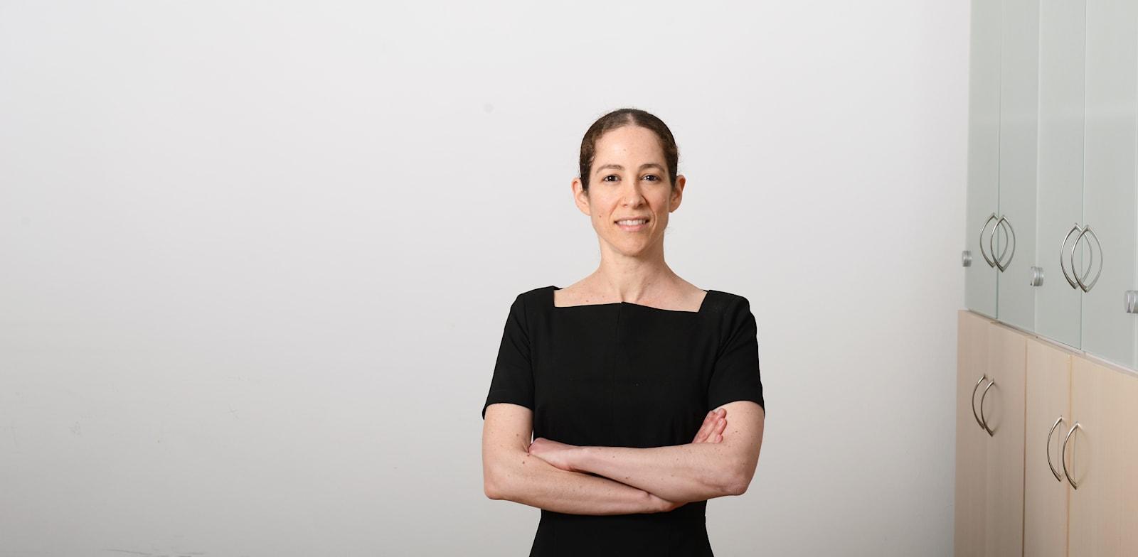 שירה גרינברג, הכלכלנית הראשית באוצר / צילום: איל יצהר