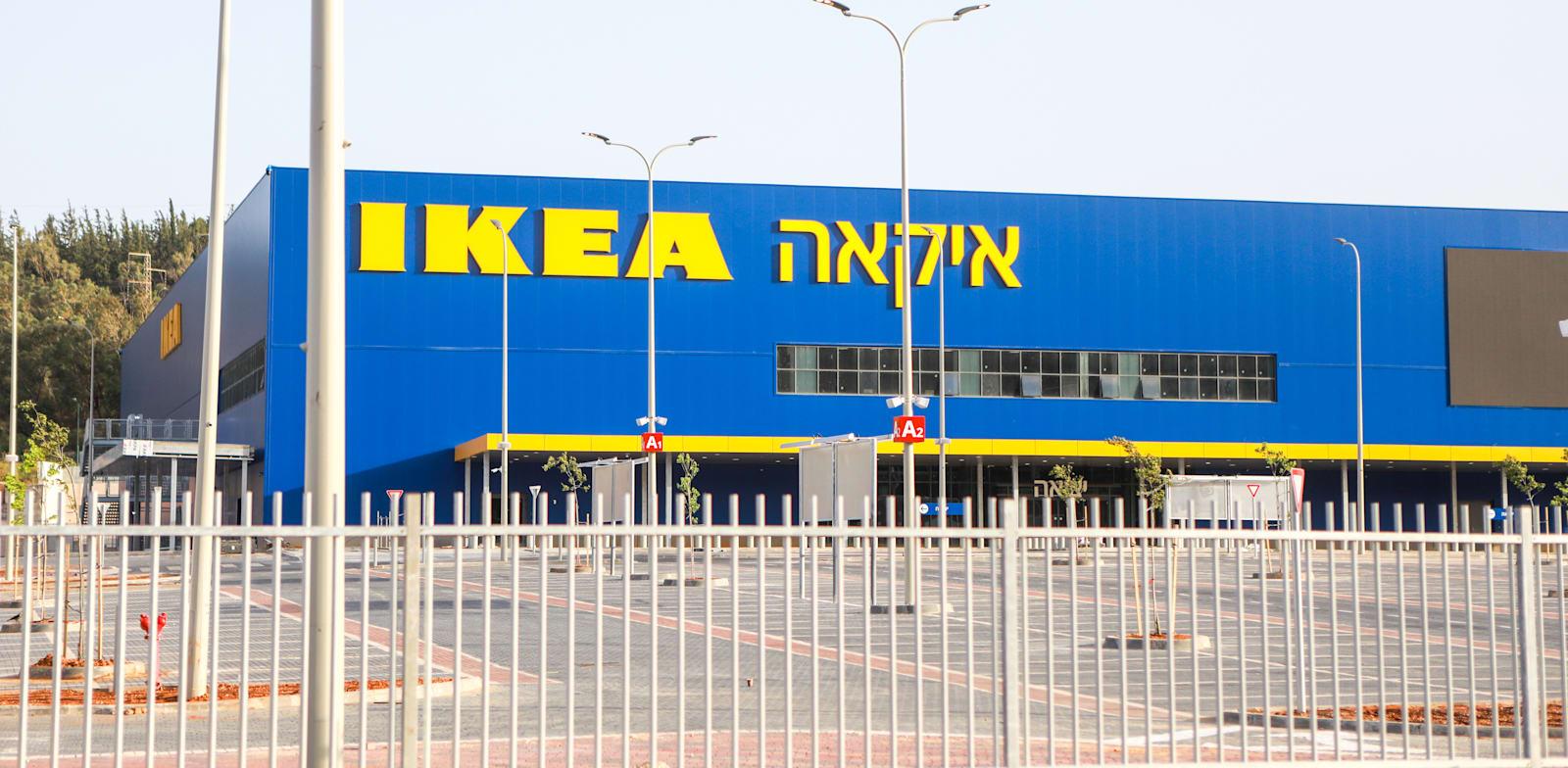 סניף איקאה אשתאול / צילום: שלומי יוסף