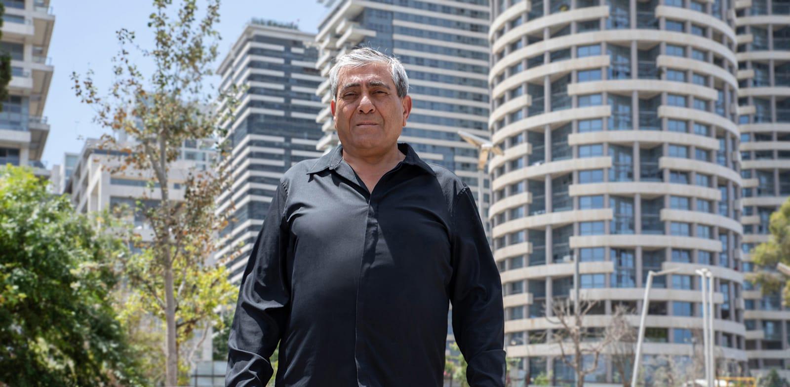 יגאל דמרי / צילום: כדיה לוי