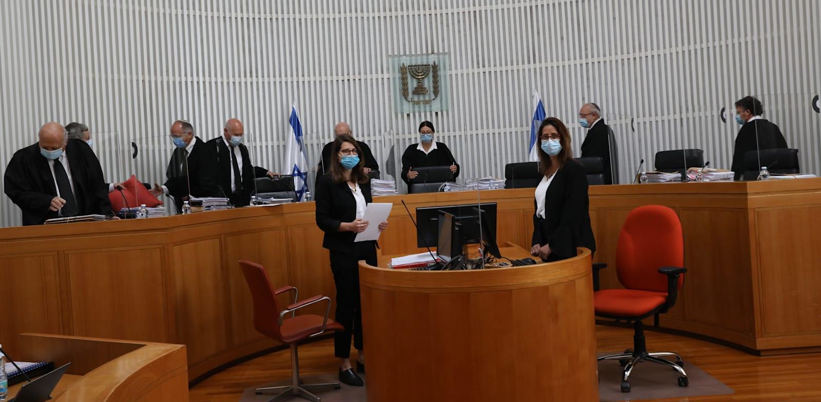 שופטי בית המשפט העליון / צילום: יוסי זמיר