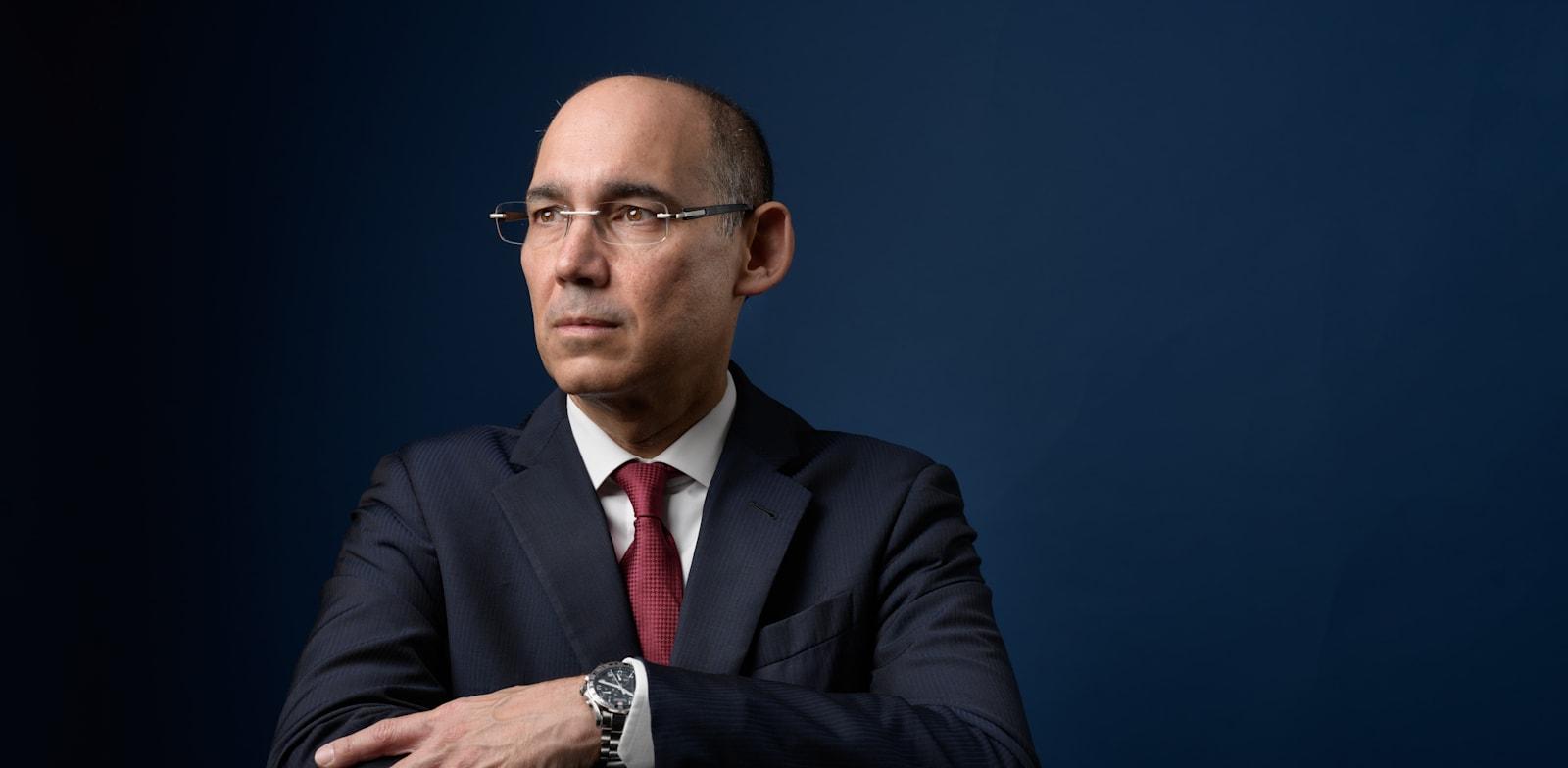 פרופ' אמיר ירון, נגיד בנק ישראל / צילום: יונתן בלום