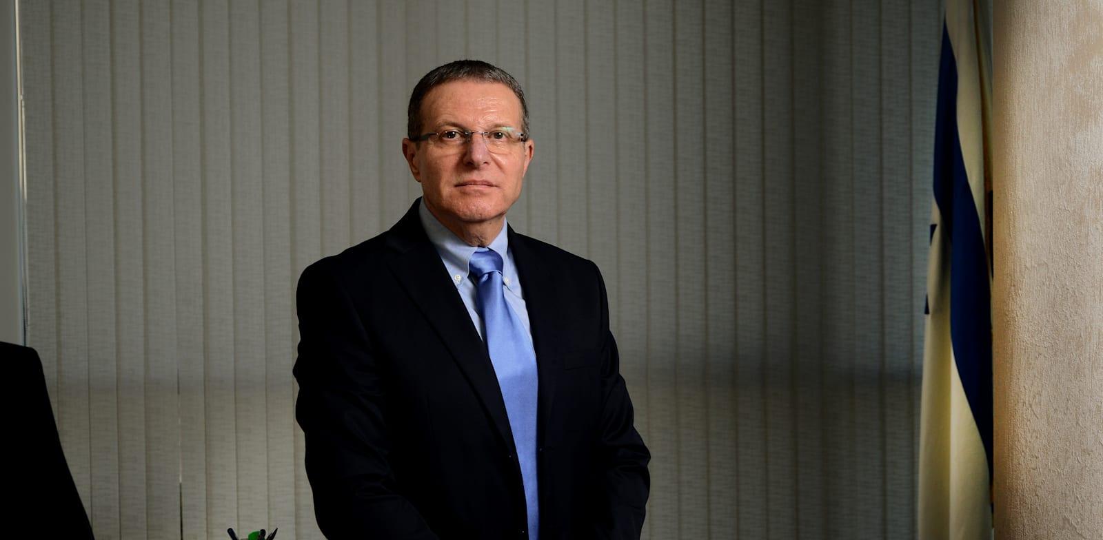 """רמי גראור, מנכ""""ל שרות התעסוקה / צילום: איל יצהר"""