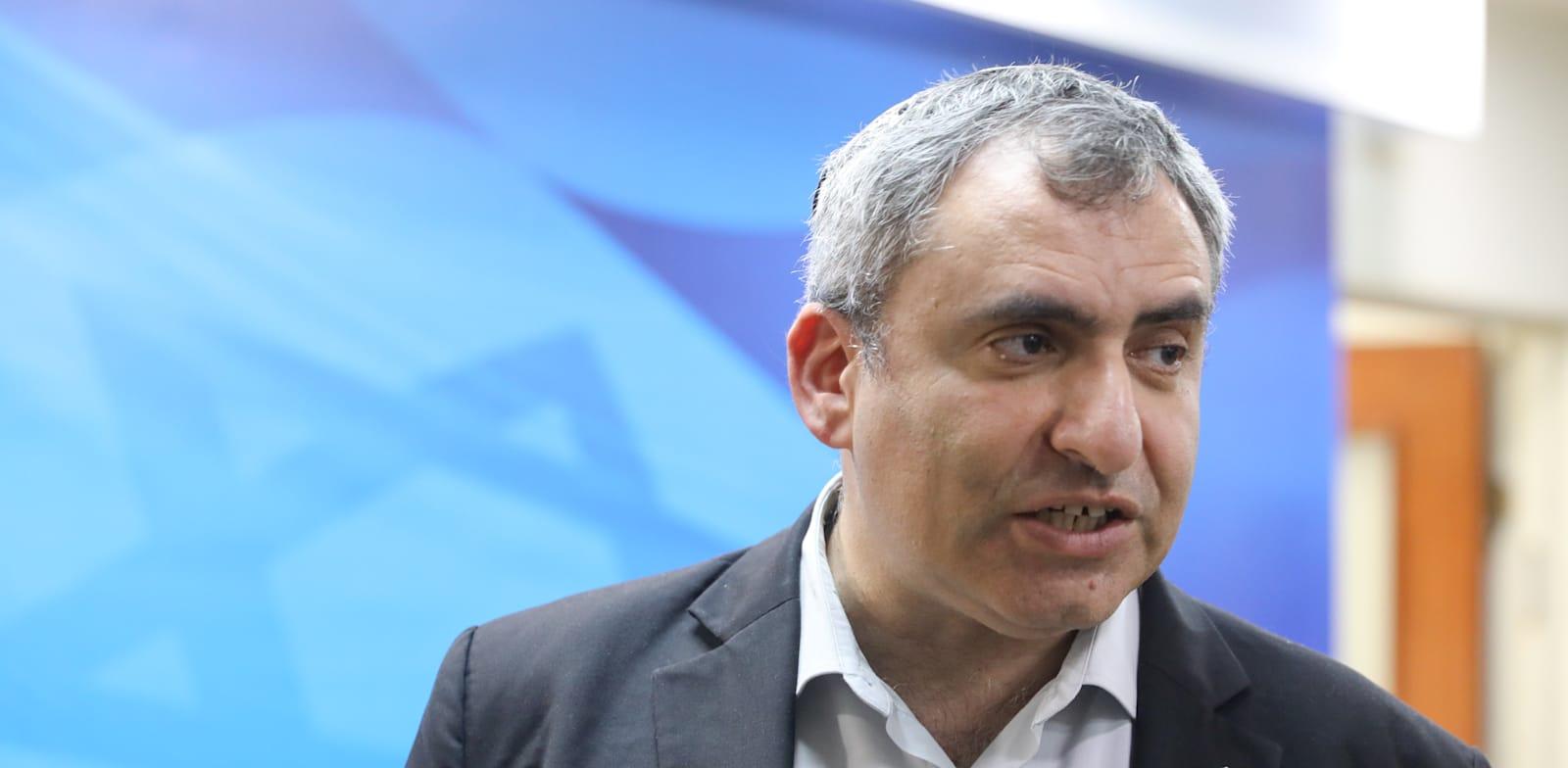 זאב אלקין, שר הבינוי והשיכון / צילום: מארק ישראל סלם - הג'רוזלם פוסט