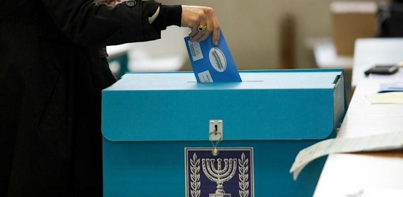 הצבעה בבחירות / צילום: שלומי יוסף